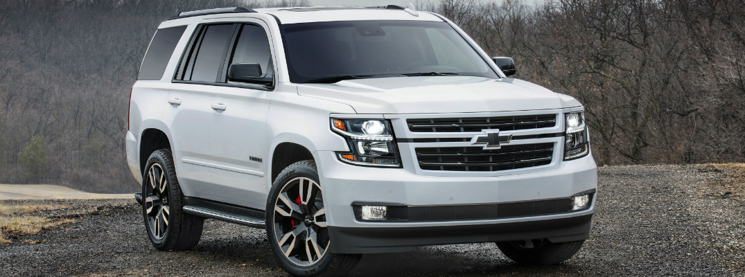 What Comes With the Chevy RST Special Editions?