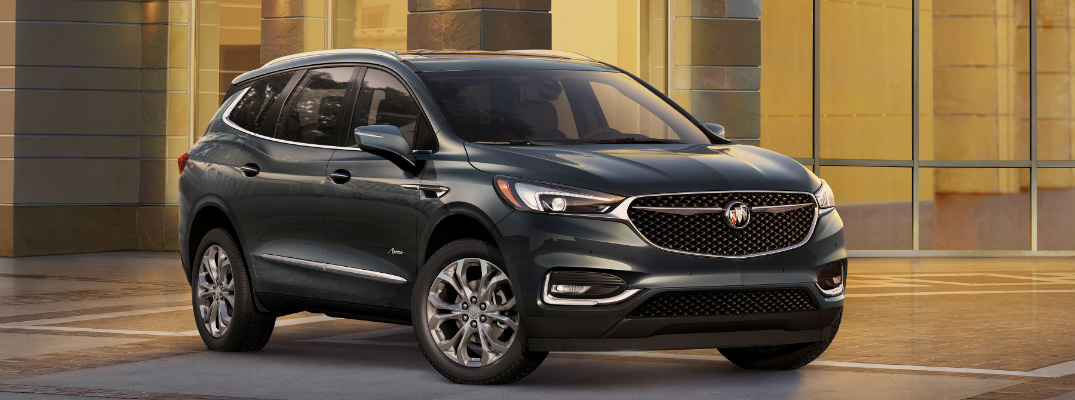 What Is the Buick Enclave Avenir?