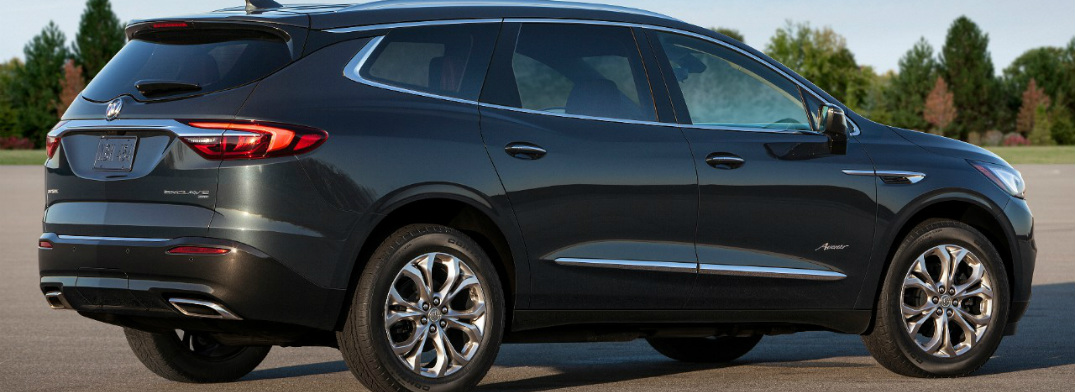 What Is The Buick Enclave Avenir