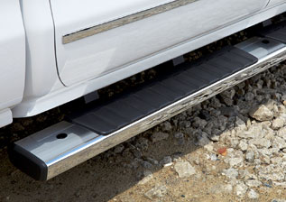 Chevy truck side step