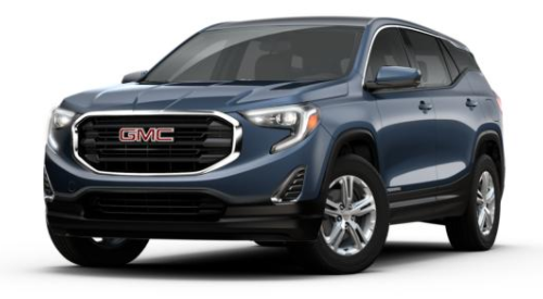 2018 Gmc Terrain Denali White >> 2018 GMC Terrain color options