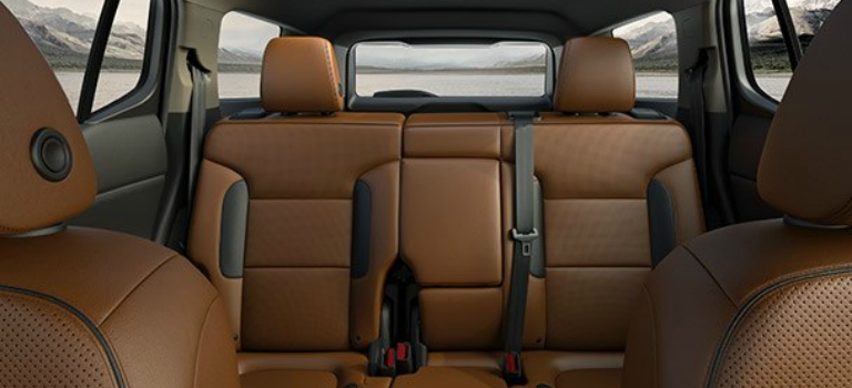Groovy Seating Capacity Of The 2018 Gmc Acadia Pdpeps Interior Chair Design Pdpepsorg