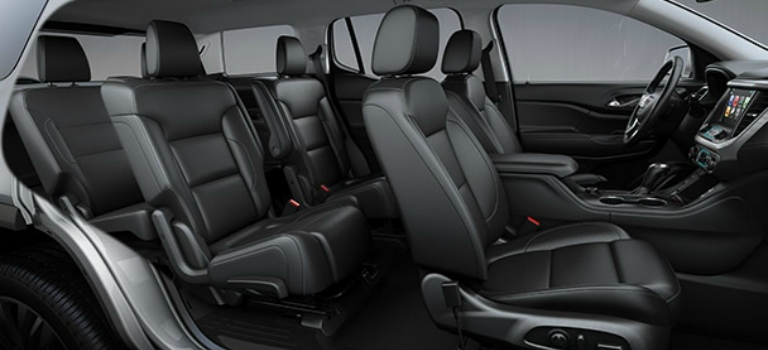 Amazing Seating Capacity Of The 2018 Gmc Acadia Evergreenethics Interior Chair Design Evergreenethicsorg