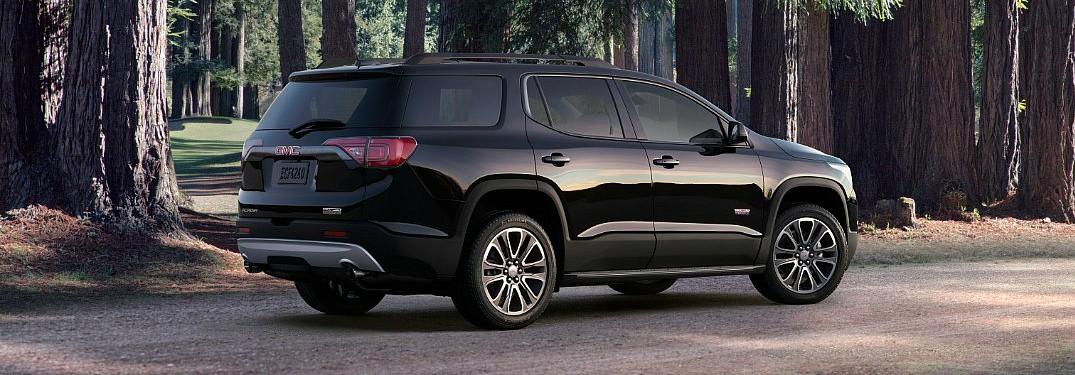 2018 GMC Acadia Denali: Review, Design, Price >> Seating Capacity Of The 2018 Gmc Acadia