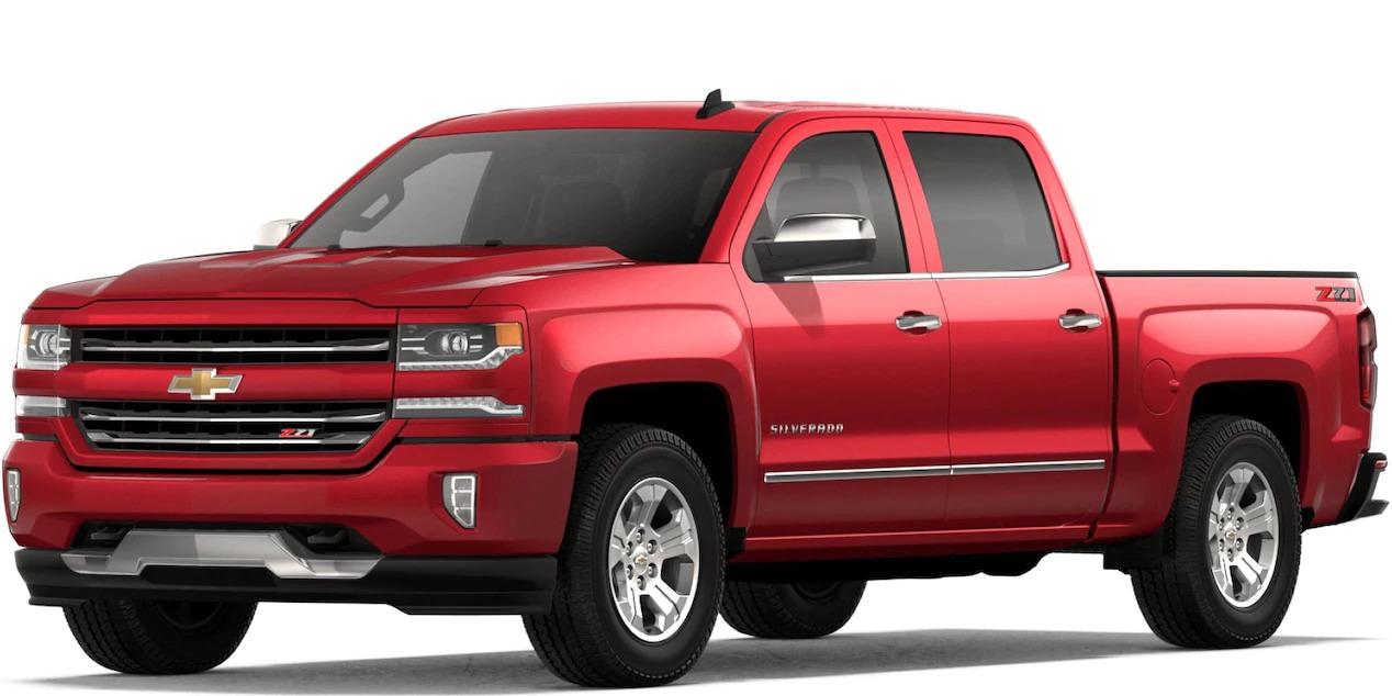 Red Chevy Silverado >> 2018 Chevy Silverado 1500 Cajun Red Tintcoat O Holiday