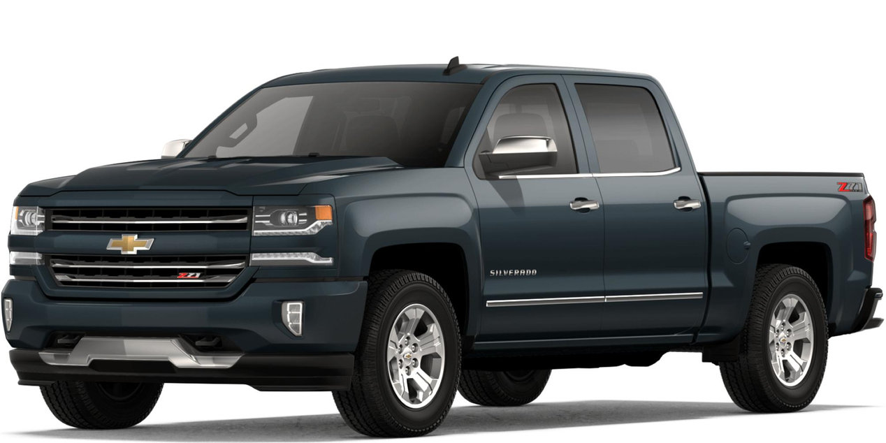 2018 Chevy Silverado >> 2018 Chevy Silverado 1500 Paint Color Options