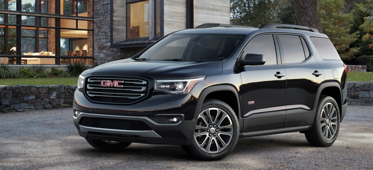 What is the 2018 GMC Acadia All Terrain?