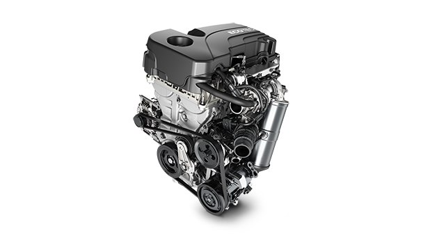 2018 GMC Terrain 1.5-liter turbo engine