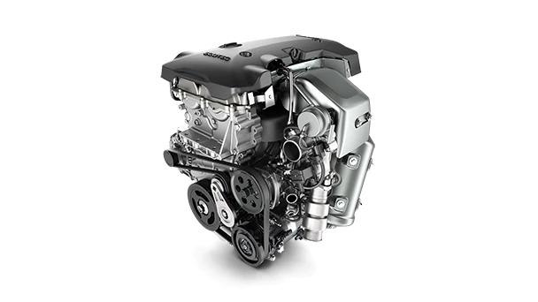 2018 GMC Terrain 2.0-liter turbo engine
