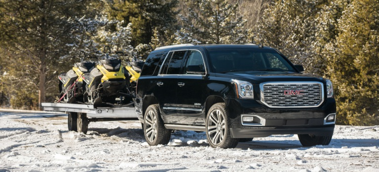 Gmc Acadia Towing Capacity >> Towing Capacity Of 2018 Gmc Suvs