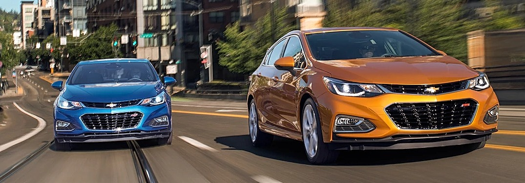 How safe is the 2018 Chevy Cruze?