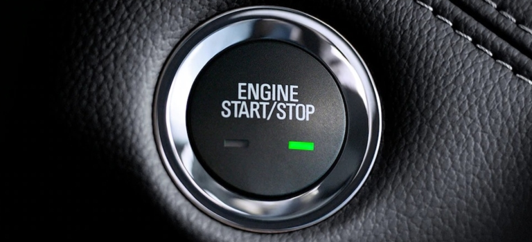 2018-Chevy-Cruze-push-button-start_o - Holiday Automotive