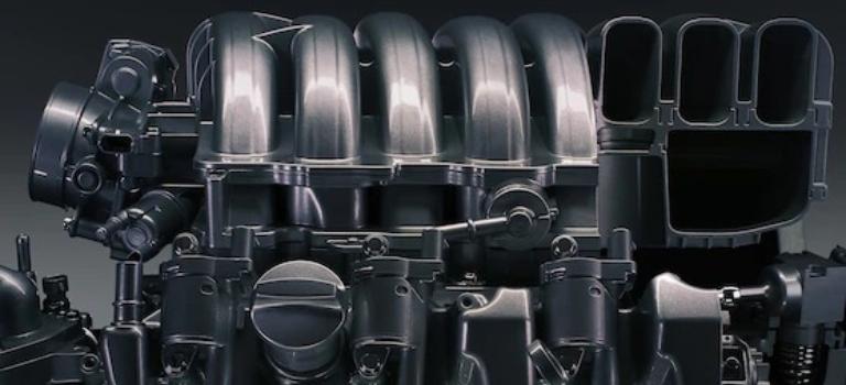 2018 GMC Sierra 1500 6-2-liter V8 engine