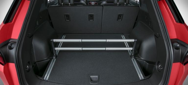 2019 Chevy Blazer cargo room