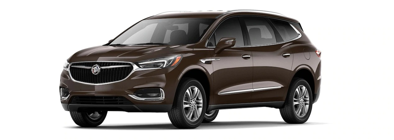 Buick all-wheel drive models for 2018