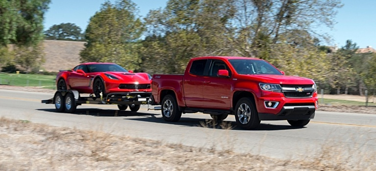 Gmc Acadia Towing Capacity >> Towing Capacity For The 2018 Gmc Canyon And Chevy Colorado