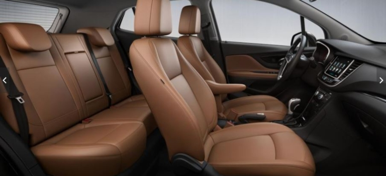 Buick Enclave Seating Capacity >> Passenger Capacity Of The 2019 Buick Encore