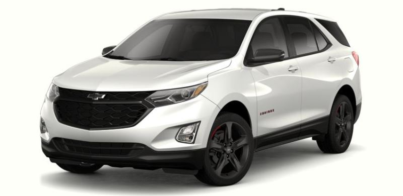 Chevy Equinox Towing Capacity >> What does the 2019 Chevy Equinox Redline Edition add?