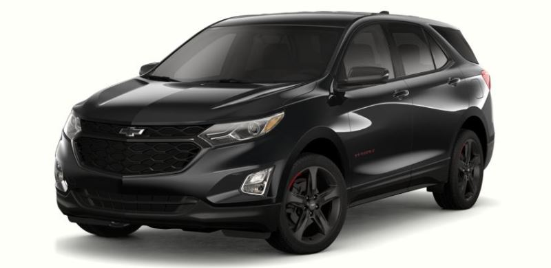 What Does The 2019 Chevy Equinox Redline Edition Add