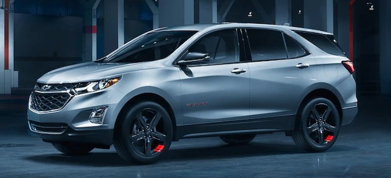 What does the 2019 Chevy Equinox Redline Edition add?