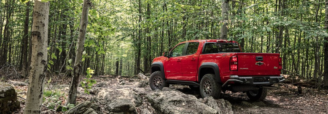 Release date of the Chevy Colorado Bison