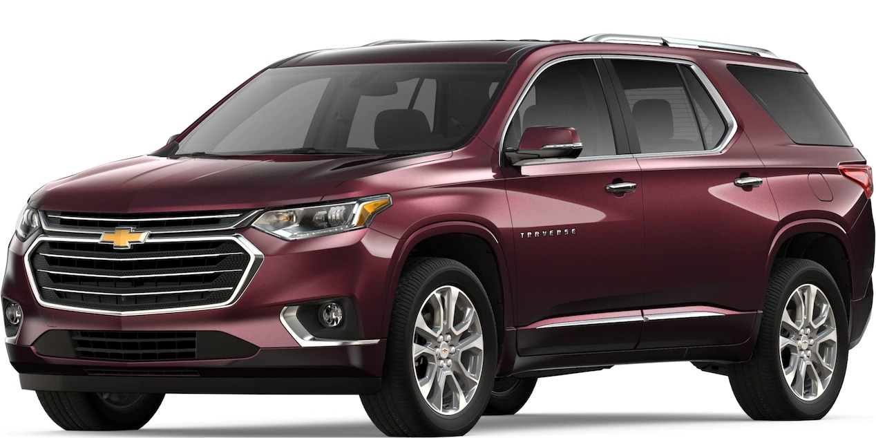 Chevy Blazer 2015 >> 2019-Chevy-Traverse-Black-Currant-Metallic-side-view_o - Holiday Automotive
