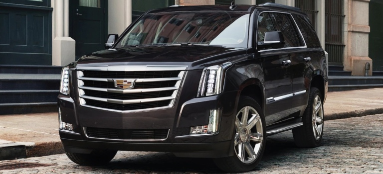 2019 cadillac models with all