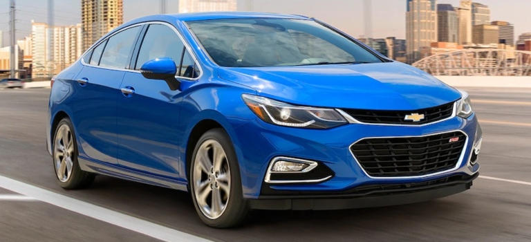 2019 Chevy Cruze Vs 2018 Chevy Cruze