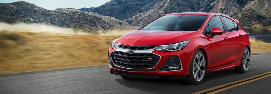 Is there a Chevy Cruze RS trim?