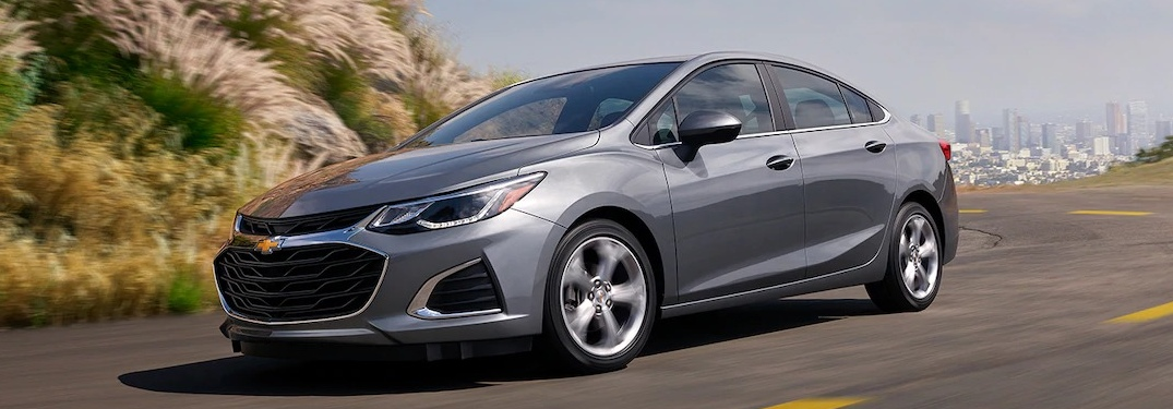 Chevy Cruze changes for 2019