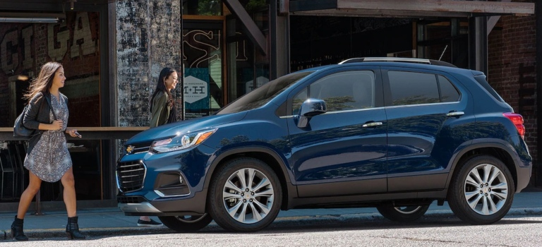 2019 Chevy Trax: Design, Specs, MPG, Price >> Does The 2019 Chevy Trax Have Awd