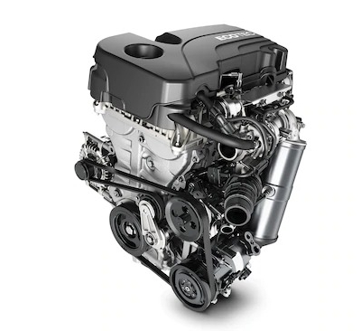 2019 GMC Terrain standard gas engine