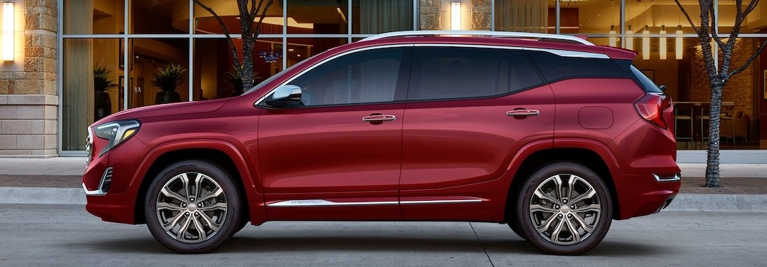 2019 Gmc Terrain Paint Color Options