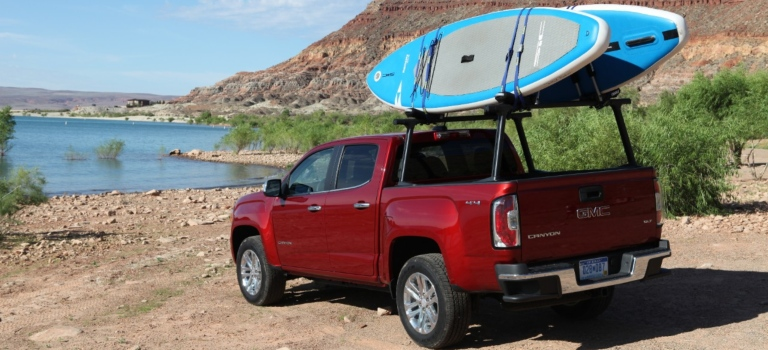 Gmc Canyon Towing Capacity >> How Much Can The 2019 Gmc Canyon Tow