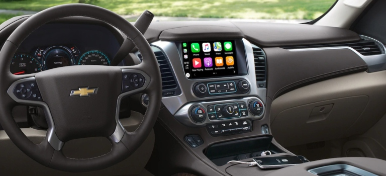 Features Of The 2019 Chevy Suburban Premier Trim
