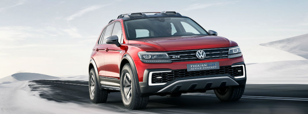 volkswagen tiguan gte active concept hybrid. Black Bedroom Furniture Sets. Home Design Ideas