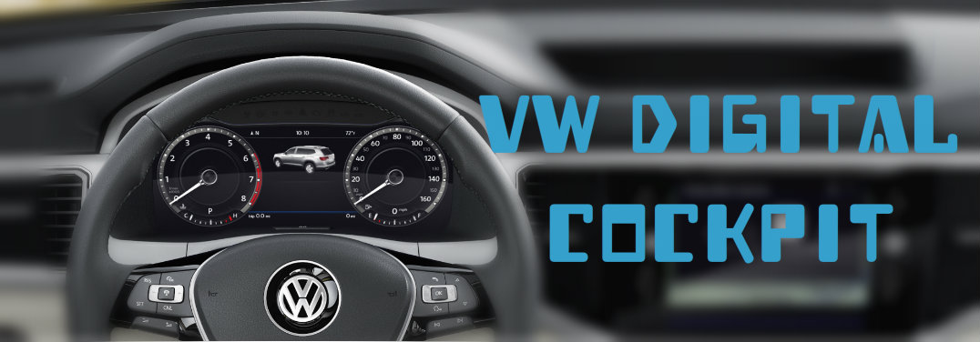 Auto cockpit vw  What are the benefits of the VW Digital Cockpit?