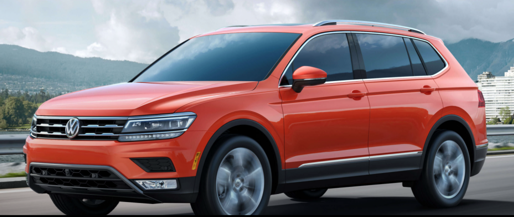 2018 VW Tiguan coming to Elgin Illinois