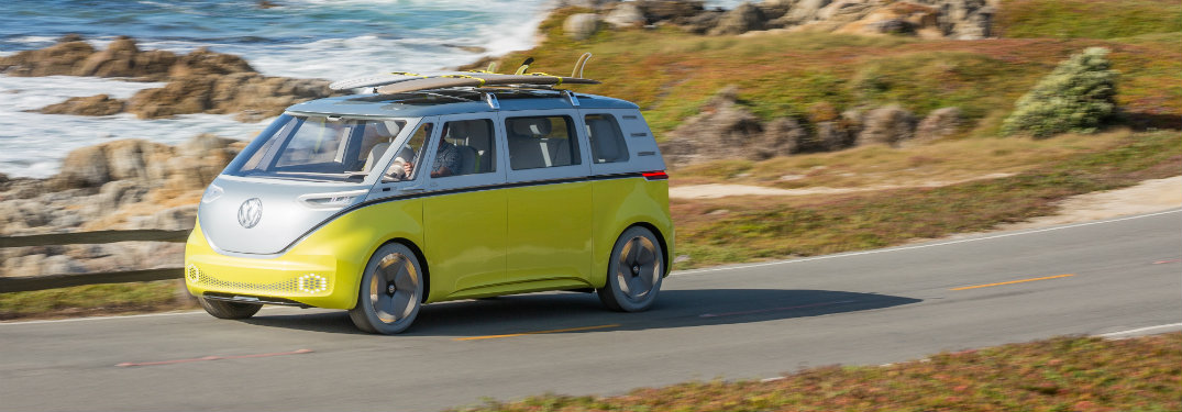 VW I.D. Buzz Production and Release Date