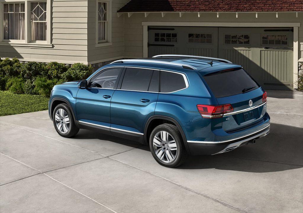 Exterior 2018 VW Atlas Elgin IL