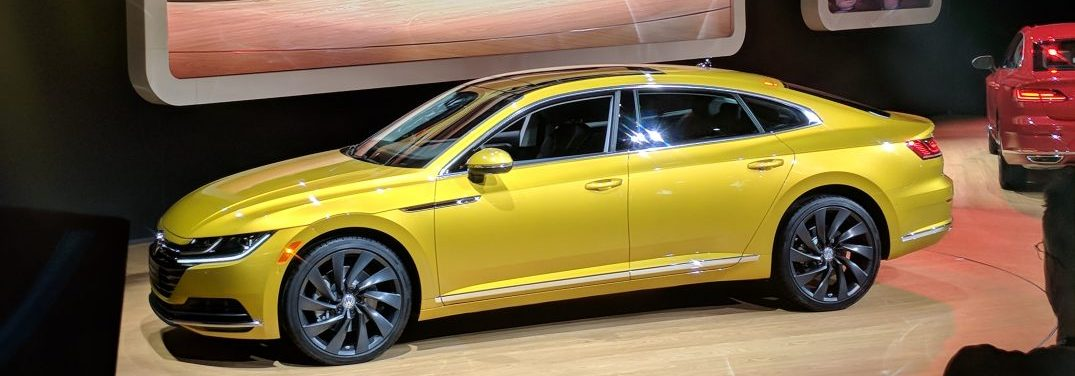 Take A Look At New Images Of The 2019 Volkswagen Arteon