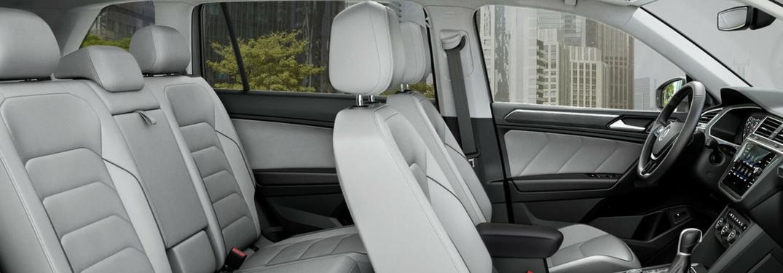 Fit In The 2018 Volkswagen Tiguan