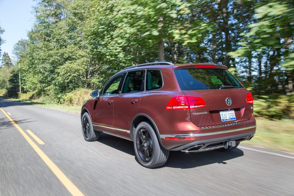 Used Volkswagen Touareg for Sale in Elgin