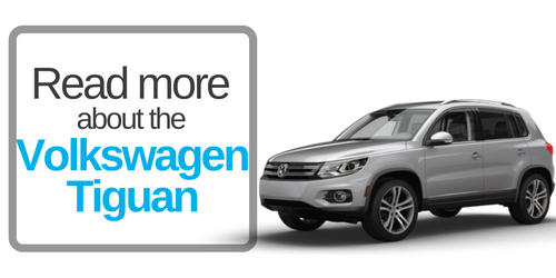 Read more about the Volkswagen Tiguan button