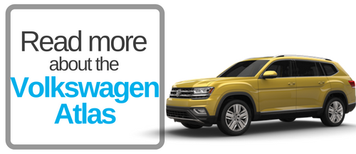 button that says read more about the volkswagen atlas