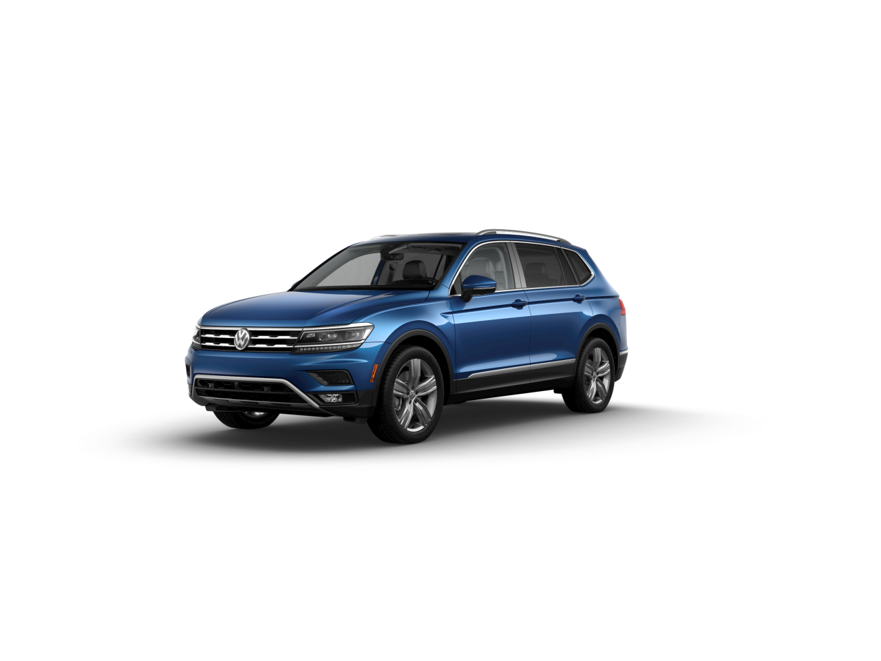 2019 Volkswagen Tiguan Silk Blue Metallic O Elgin Vw