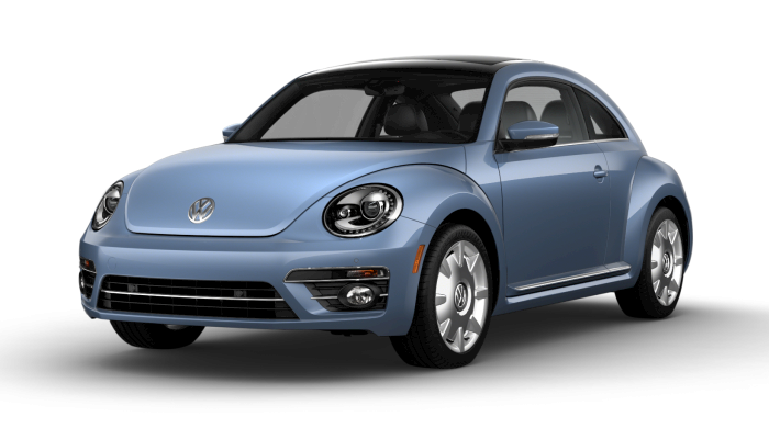 What Colors Does The 2019 Volkswagen Beetle Come In