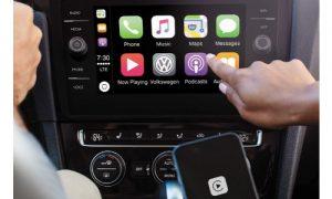 2019 VW Golf GTI app screen