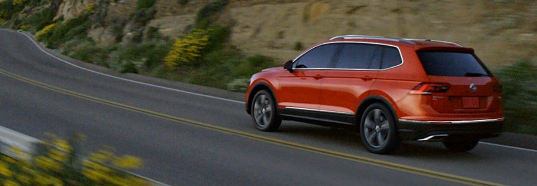 What are the 2019 Volkswagen Tiguan Drive Modes - Elgin VW
