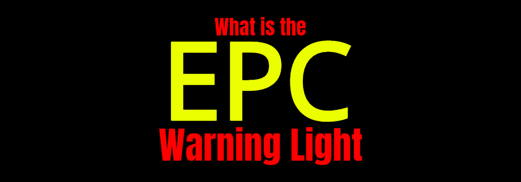 What is the EPC Warning light